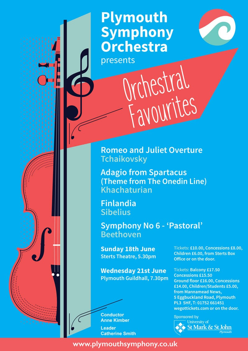 Reviews | Plymouth Symphony Orchestra